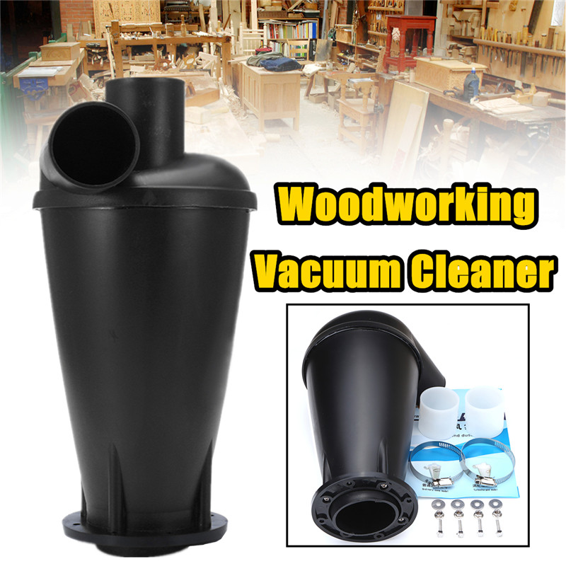 Cyclone SN50T3 Industrial Extractor Dust Collector Woodworking Vacuum <font><b>Cleaner</b></font> Filter Dust Separation Catcher Turbo With Flange