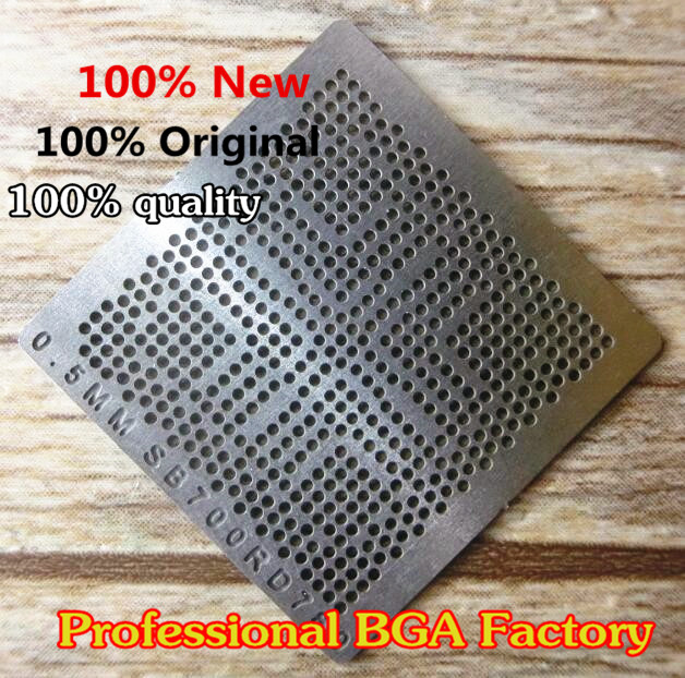 Direct Heating Stencil For 216-0674026 216-0752001 215-0674034 216-0674022 215-0752007 218-0660017 215-0674058