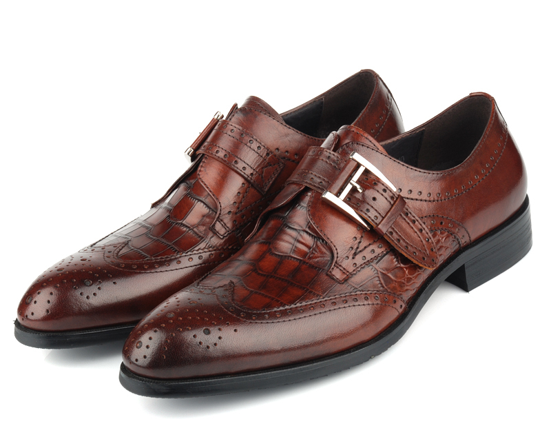 brown leather shoes for men page 19 - shoes