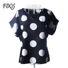 European and American plus size  women clothing heart printing t shirt women short-sleeved roupas femininas