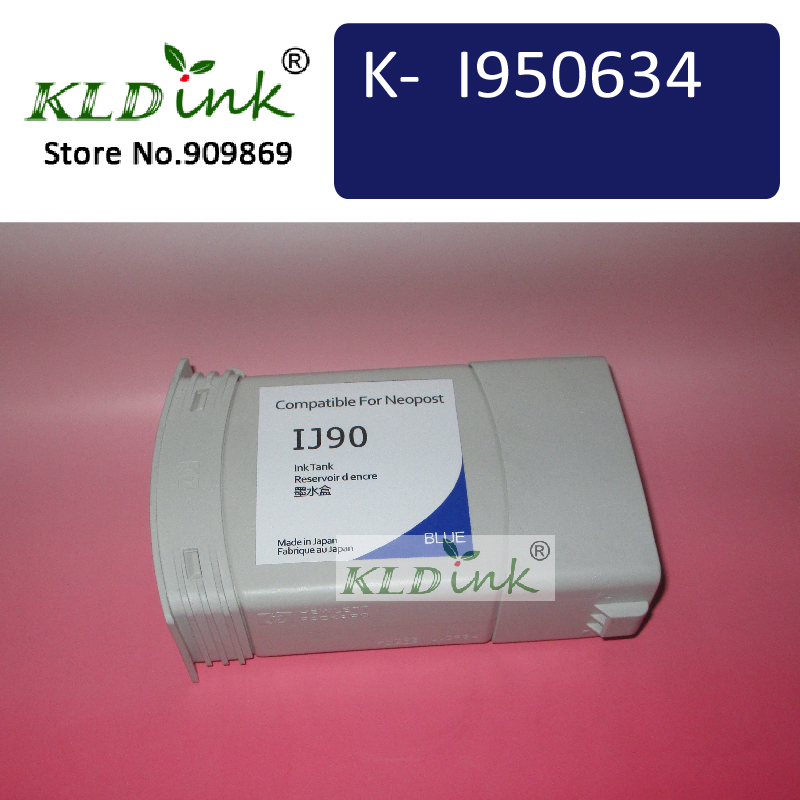 I950634 Franking Ink tank - Compatible with Neopost IJ-90 DPM postage meter