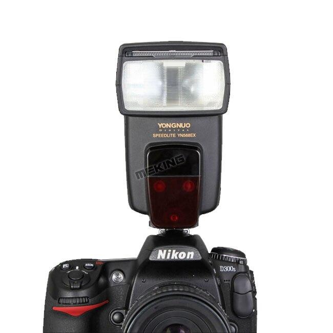 Yongnuo YN-568EX YN568EX Flash Speedlite Speedlight TTL Auto 1/8000s for Nikon D5200 D3100 D750 D80 D90 D600 D650 D700 D60 ironfix 568 60 700