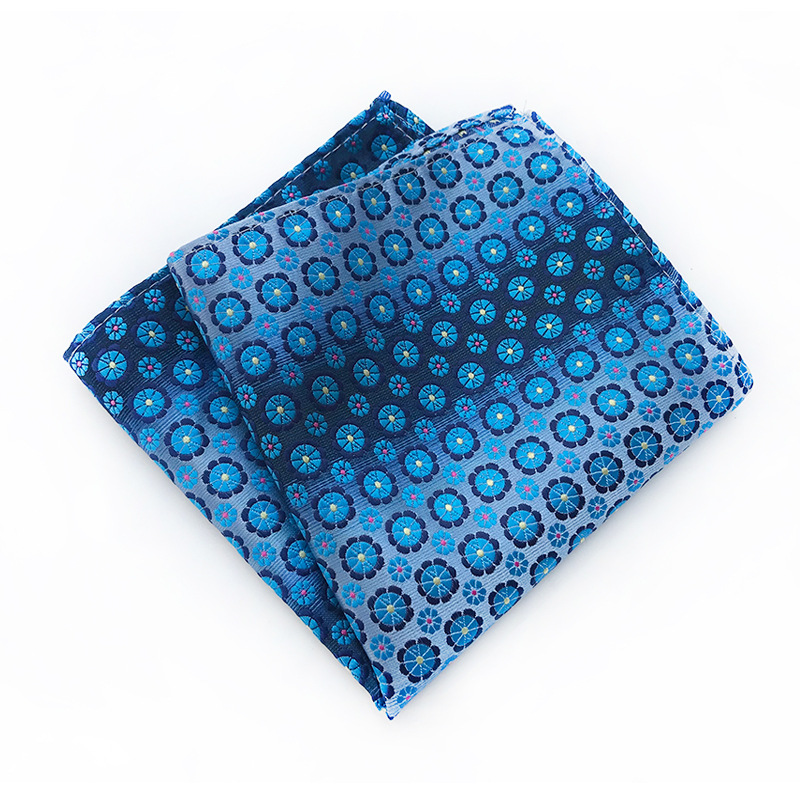 Business Men's Suit Pocket Handkerchief Chest Silk Towel Pocket Square Handkerchief