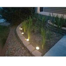 Set of 4 LED Solar Lamps