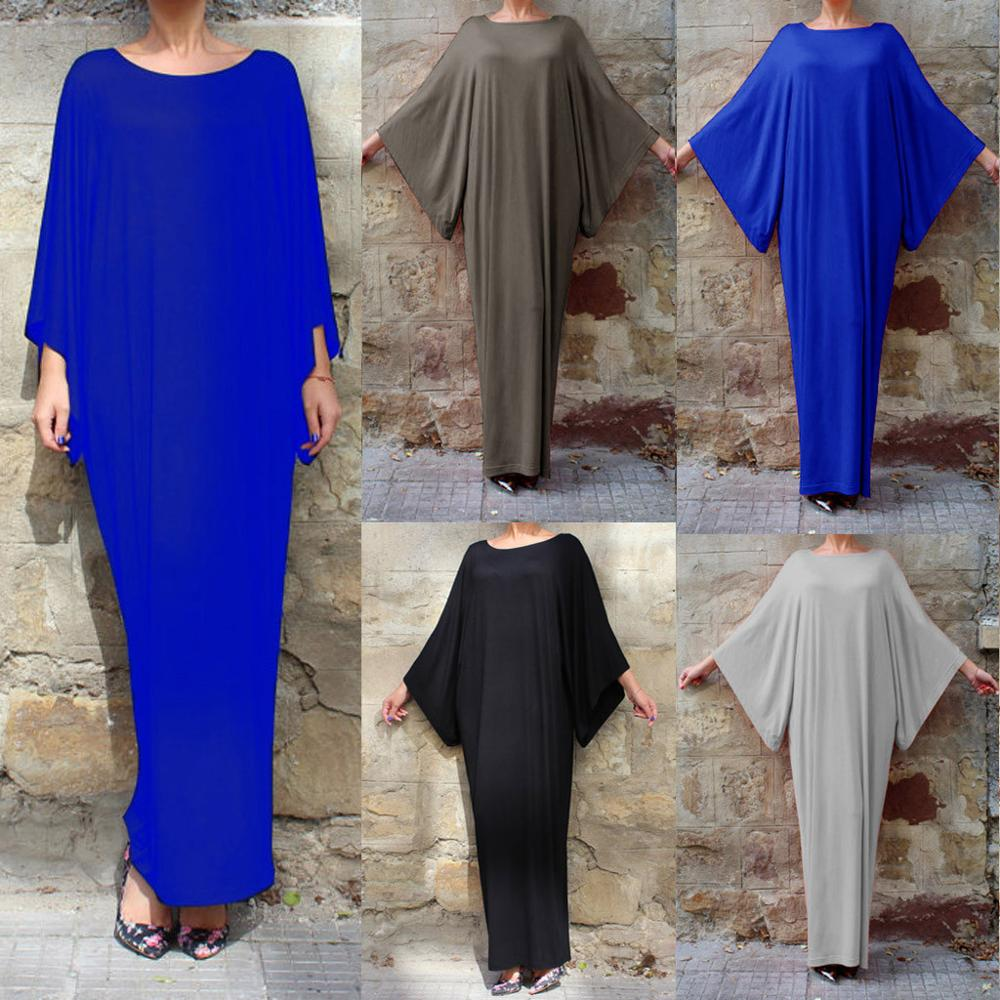 Muslim Women Maxi Dress Plus Size Robe Embroidery Abaya Open Cardigan Dubai Paryer Ramadan Casual Kaftan Long Dress Abay