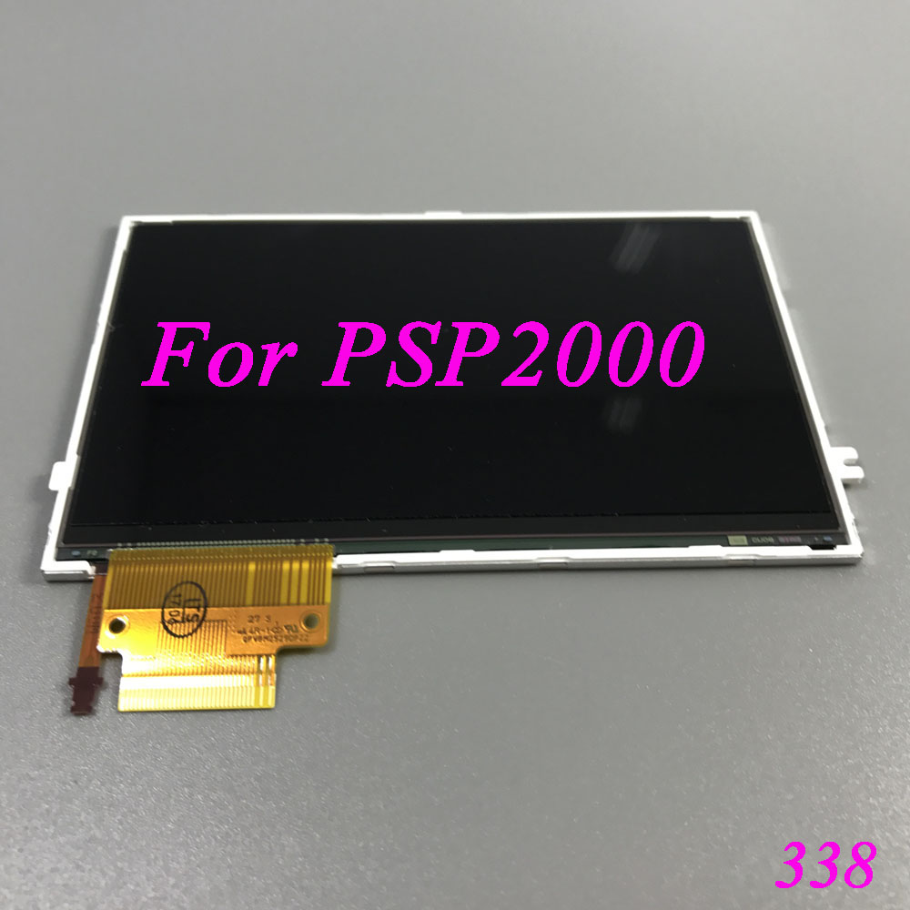 1pcs - 10pcs High Quality Brand New OEM LCD Display Screen for PSP2000 LCD Screen 10pcs new high quality full lcd display screen