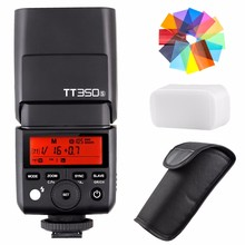 Godox TT350S 2.4G HSS 1/8000s TTL GN36 Wireless Speedlite Lamp Flash for Sony A7 A7R A7S II A6300 A6000 Camera