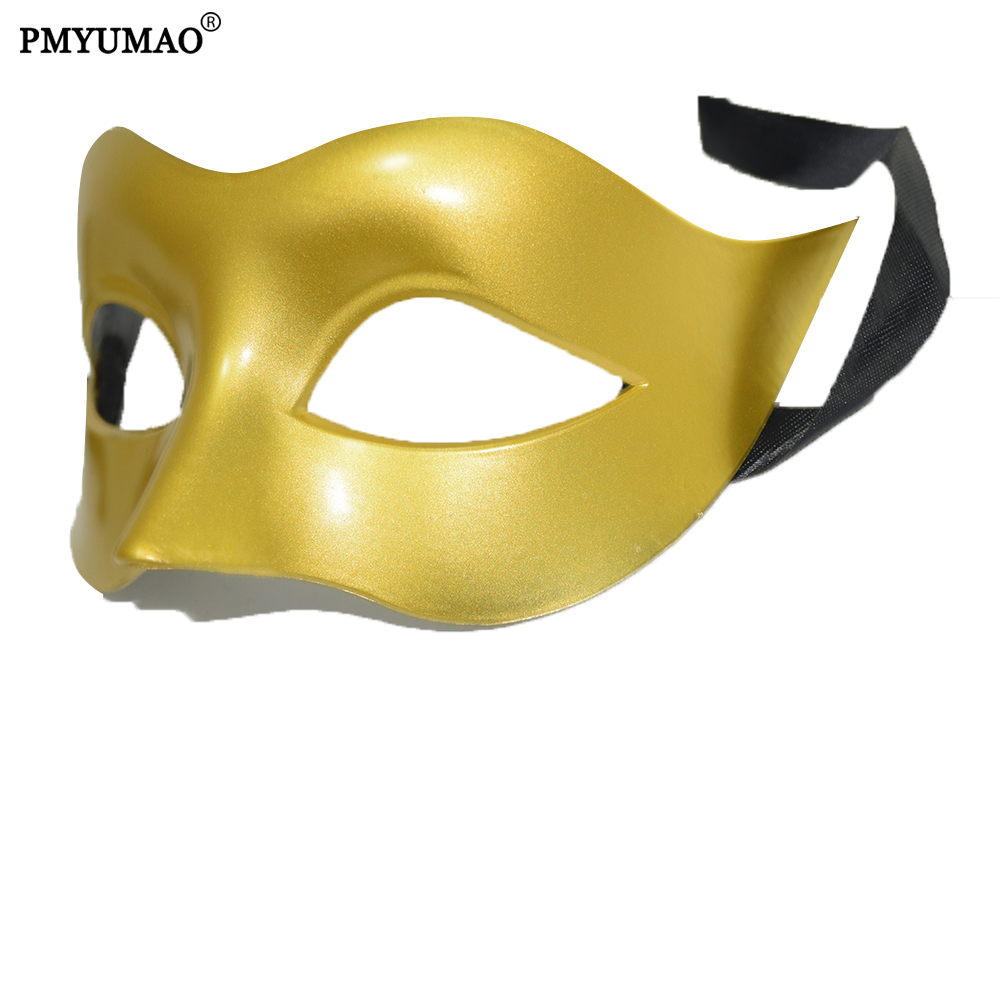 PMYUMAO High Grade Paint Treated Surface Venetian Mask Jazz Style ...