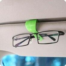 Скрепки солнцезащитные многофункциональный клип автомобиль очки автомобиля портативный на шт.