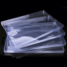 Wholesale clear plastic jewelry