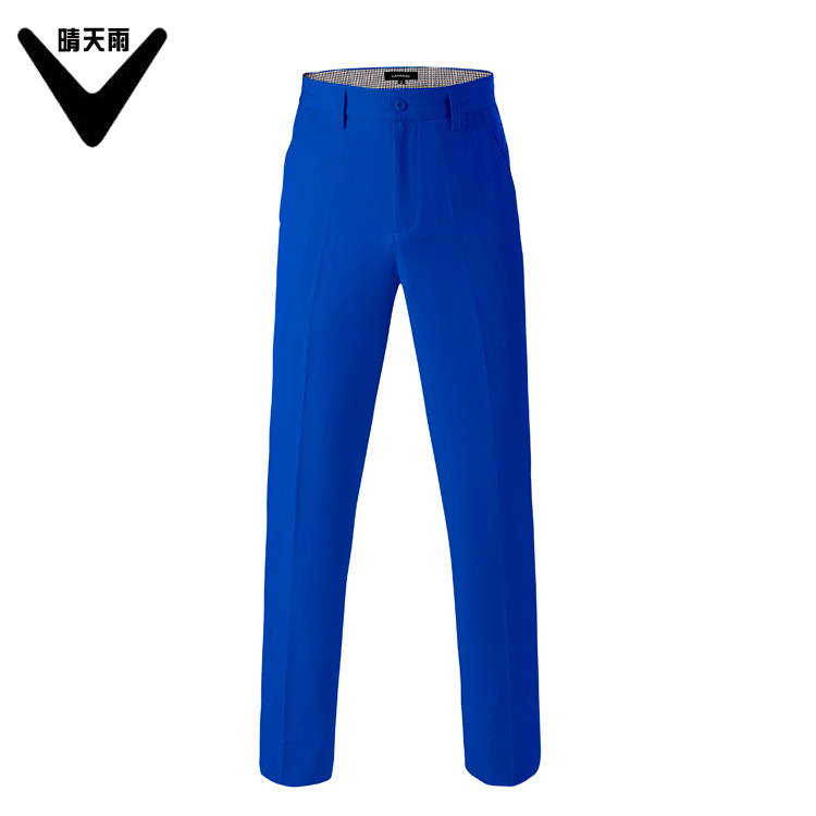 CAIIAWAV spring and autumn mens Golf sports pants men breathable and comfortable straight legged trousers golf Sportswear