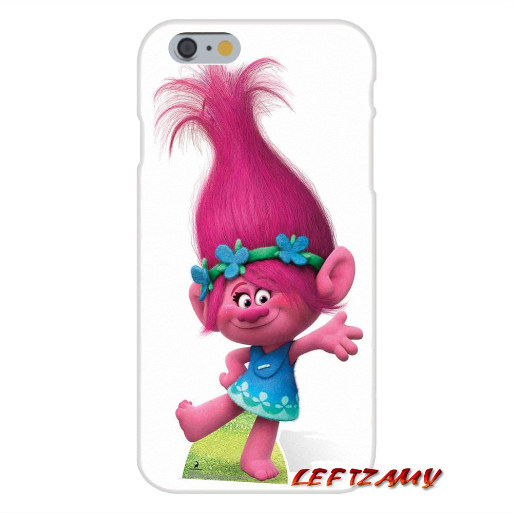 Trolls 4 fashion Slim Silicone phone Case For Samsung Galaxy S3 S4 S5 MINI S6 S7 edge S8 S9 Plus Note 2 3 4 5 8