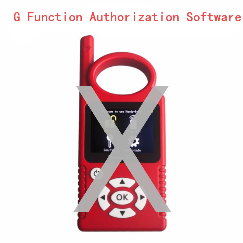 G Chip Copy Function Authorization Software for JMD Handy Baby CBAY Handy Baby(not included ) promotion magic wand 4c 4d transponder chip generator get 4d 4c for toyota g copy chip with big capacity 5pcs lot