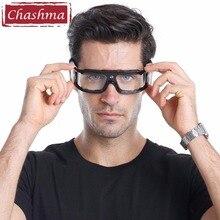Chashma כדורסל משקפיים חיצוני ספורט משקפי כדורגל מראה זכר גברים ספורט קוצר ראייה משקפיים מרשם עדשות