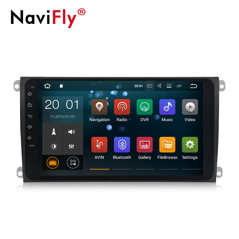 NaviFly 9 inch Android 8.1 Car Multimedia Player Radio GPS Navigation for Porsche Cayenne 2003-2010 with Autoradio WIFI BT RDSNaviFly 9 inch Android 8.1 Car Multimedia Player Radio GPS Navigation for Porsche Cayenne 2003-2010 with Autoradio WIFI BT RDS