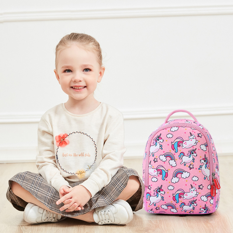 Cute Animal Children School Bags For Girls Boys Kids Backpacks Kindergarten Schoolbags Fashion Unicorn Kids Bag Mochila Infantil