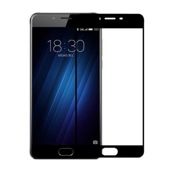 Dla Meizu U10 U20 16 GB 32 GB pełna pokrywa szkło hartowane ochraniacz ekranu do Meizu M5c A5 M6 uwaga dla Meizu M6 M6s mblu S6 film tanie i dobre opinie wierss Bumper for Meizu U20 (Meilan U20 16GB 32GB) 5 5-inch Zwykły Adsorpcji Odporna na brud for Meizu U10 (Meilan U10 16GB 32GB) 5-inch