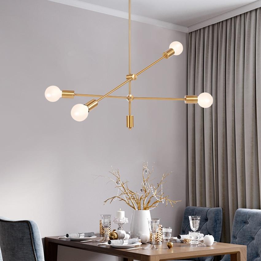 US $63.54 20% OFF|Nordic Minimalist Glass Pendant Lights Modern Led Bedroom  Hanging Lamp Living Room Restaurant Luminaire Lights Fixtures Lighting-in  ...
