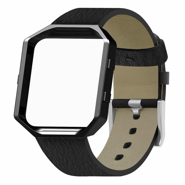 Fitbit Blaze PU Leather Strap