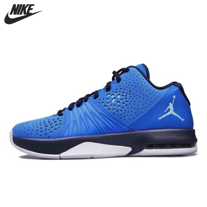 a5a1e5b8bd5f9 Original de la Nueva Llegada 2016 hombres NIKE Basketball Shoes Sneakers  envío gratis