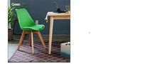 Green Color Milk Tea Coffee Chair Public House Stool Exhibition Stool Blue Orange Red Color Furniture