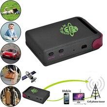 Envío Superior Mini SPY Vehículo GSM GPRS GPS Tracker o de Seguimiento de Vehículos Localizador Dispositivo TK102B