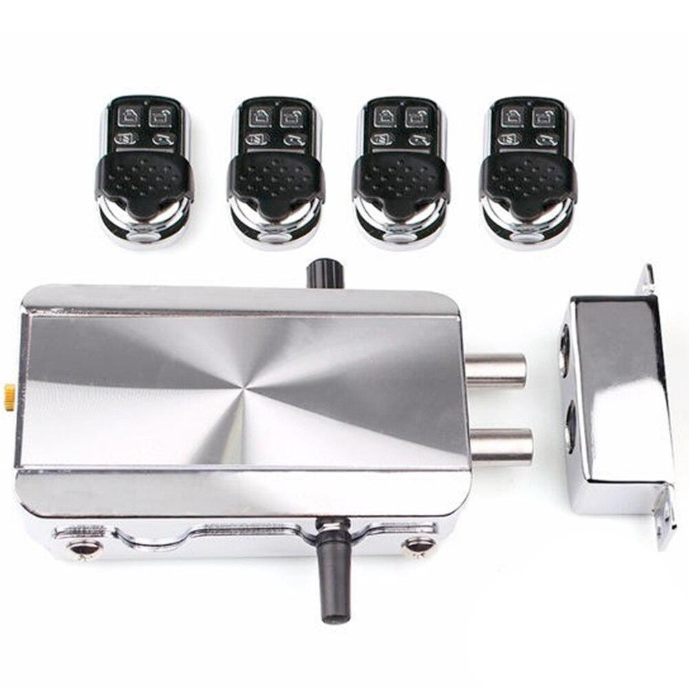 Sans fil Portable haut de gamme ménage serrure de porte automatiquement télécommande Intelligence sécurité antivol