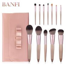 Makeup Brush Set 12Pcs Brushes Kit For Make-up Pencil Powder