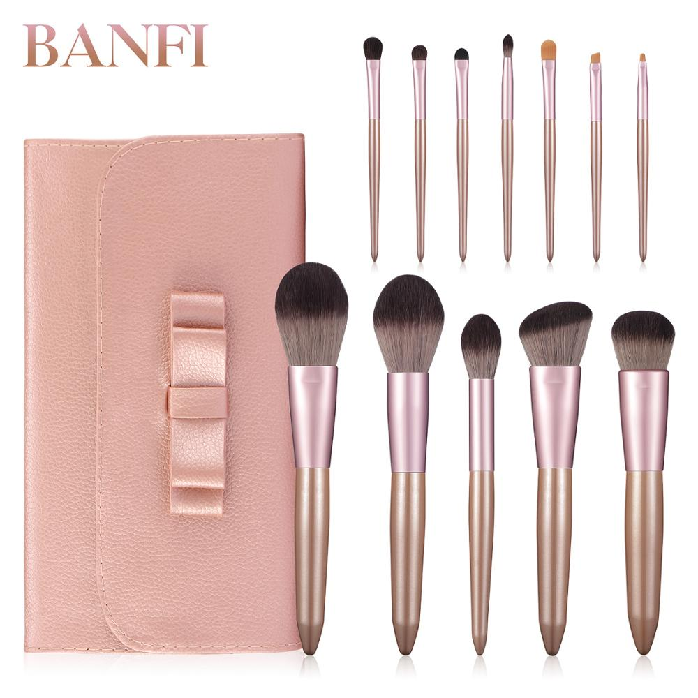 Makeup Brush Set 12pcs/set Pencil  Brushes Professional Foundation Eyebrow