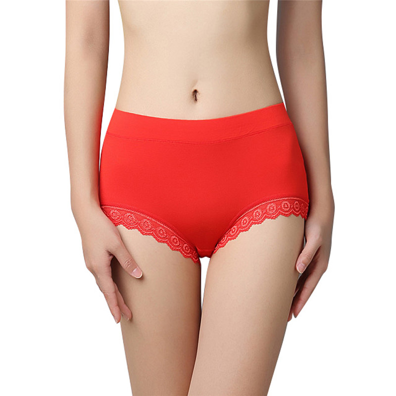Woman Antibiotic Briefs Plus Size Seamless Shorts Panties Calcinhas Bragas Mid High Waist Female Lingerie Intimates Underwear
