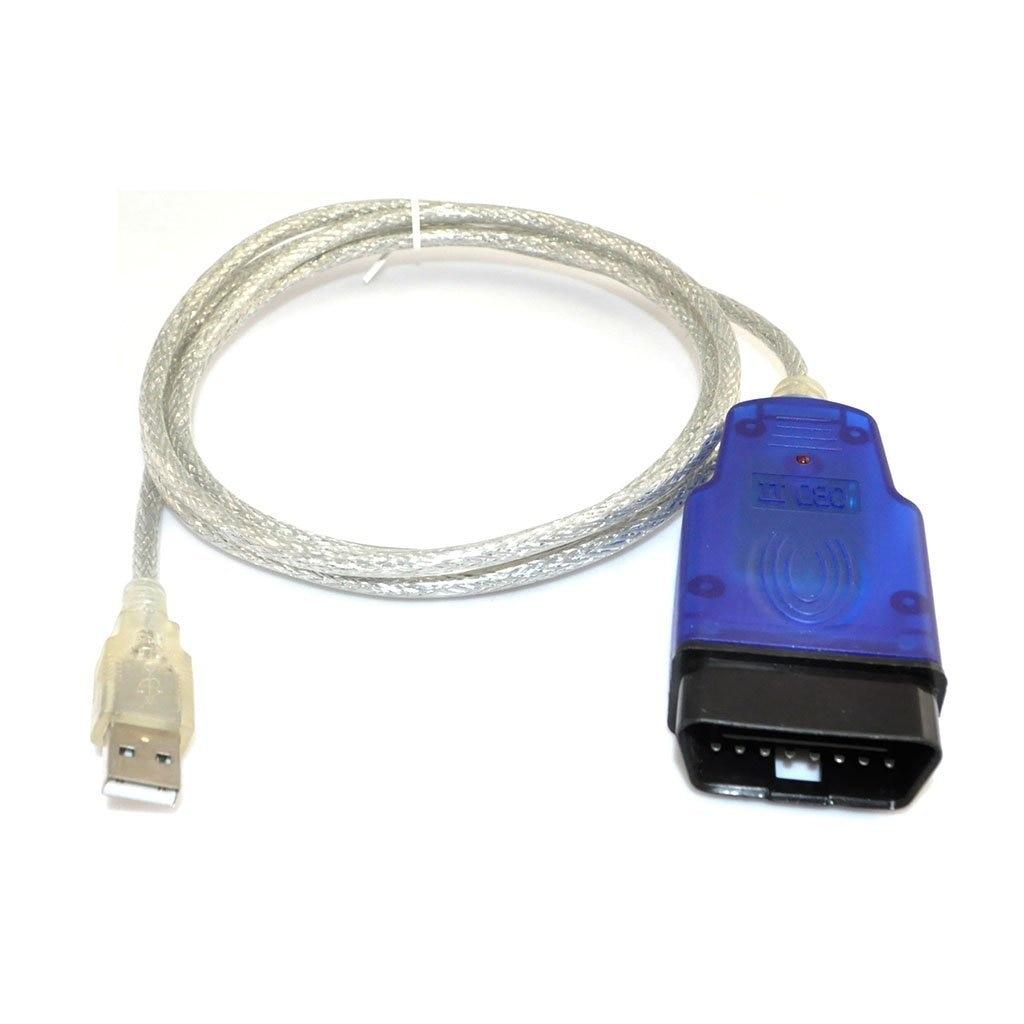 HBUDS VAG-COM KKL 409.1 ODB2 USB Cable Car Auto Scanner Diagnostic Tool for Audio VW Seat Volkswagen