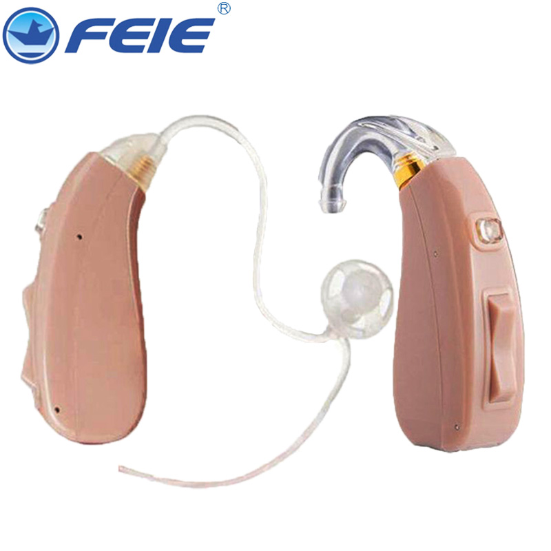 Digital Hearing Aid Ear Care Volume Adjustment Rechargeable Hearing Aids Sound Amplifier Headphone MY-201 Black Friday Big Sale ric sp mini band aids digital open fit digital hearing aid medical ear hearing amplifier my 18s