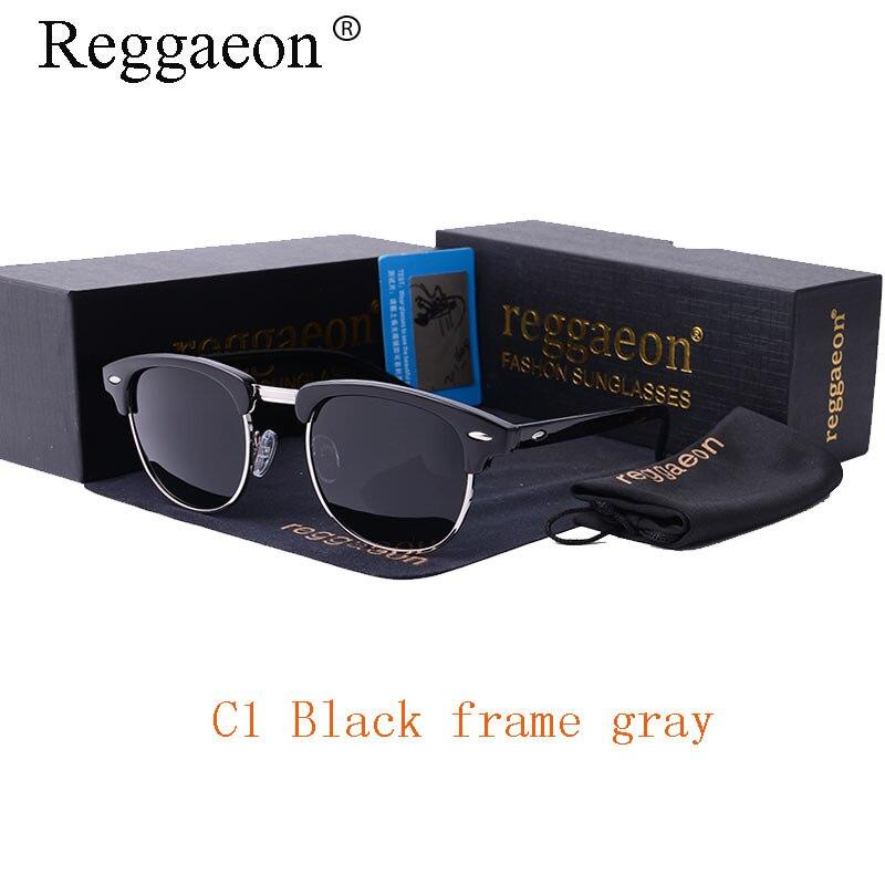 2019 Klassische Polarisierte Mode Retro Marke Sonnenbrille Männer Und Frauen Sonnenbrille Der Uv400 Beschichtung Einheit Schatten Männer Sonnenbrille Niedriger Preis