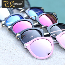 hot2016 trend fashion vintage sunglasses female fashion sunglasses big circular frame sun glasses Women Glasses Free Shipping