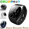 Smart Bluetooth Watch Smartwatch M26 with LED Display Barometer Alitmeter Music Player Pedometer for Android IOS Mobile Phone