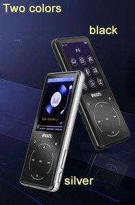 Image 4 - Ruizu D16 8G métal Bluetooth lecteur MP3 haut parleur intégré avec radio FM enregistreur vocal ebook lecteur de musique vidéo Portable