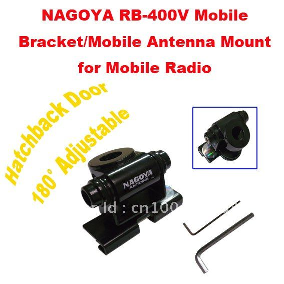 New Original NAGOYA RB-400V Mobile Bracket/Mobile Antenna Mount For Mobile Radios