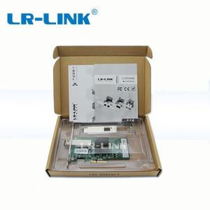 Image 5 - LR LINK 9710HF TX/RX 2 CHIẾC PCI Express 4X Gigabit Ethernet Mạng Quang Máy Chủ Adapter LAN thẻ intel I350 NIC