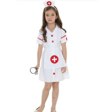 halloween costumes for children performance wear cheap nurse costumes for girls nurse cosplay clothes