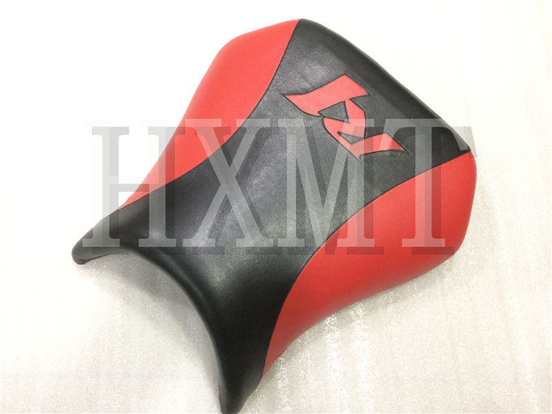 For Yamaha YZF 1000 R1 2000 2001 Black And Red Motorcycle Front Driver Rider Seat Cushion Pillow Pad