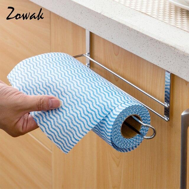 Gabinete rollo de papel toalla almacenamiento titular over for Gabinete de almacenamiento de bano barato