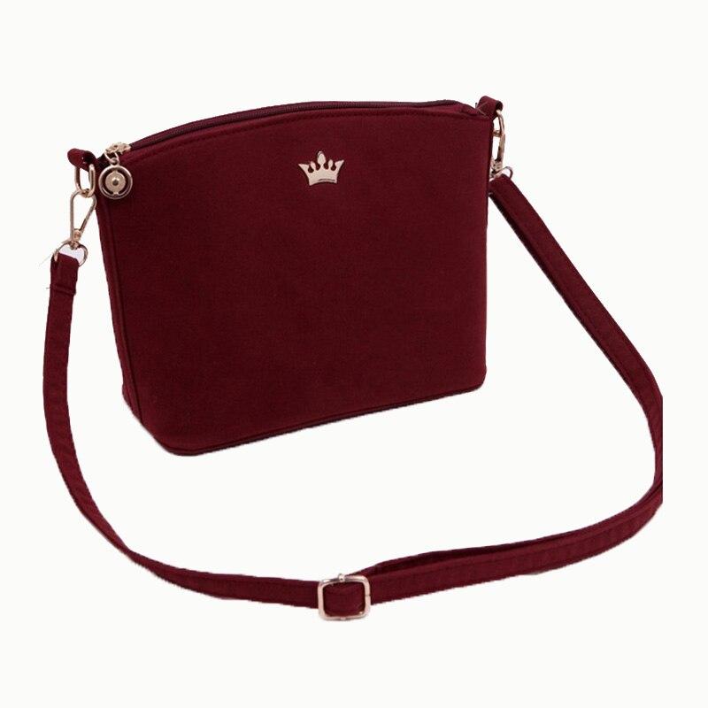 Bolso de Las Mujeres Ocasionales Bolsas de Mensajero Shell Patrón Cross Body Bag