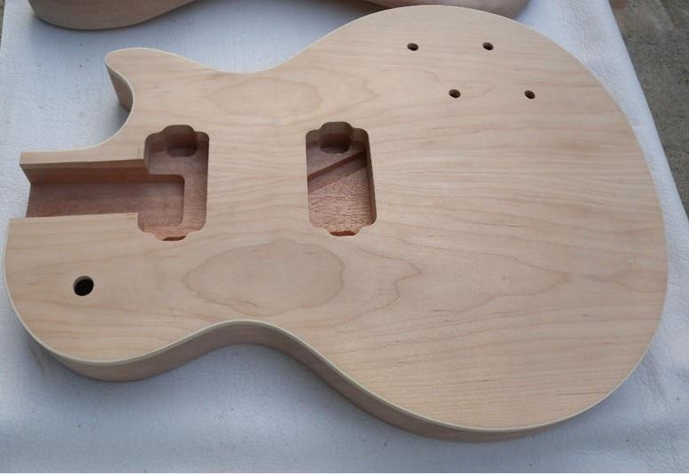 3 PCS חדש באיכות גבוהה לא גמור גוף גיטרה - כלי נגינה