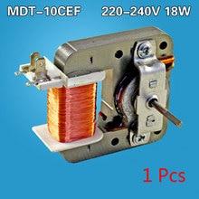 1 шт. в партии Запчасти для микроволновых печей Микроволновая Печь вентилятор охлаждения MDT-10CEF 220 в 18 Вт двигатель