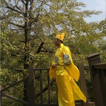 çin Ming Hanedanı Imparator Giyim Prens Retro çin Tarzı Kostüm Hanfu