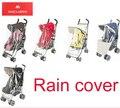 Acessórios capa de Chuva Carrinho De Bebê Maclaren carrinho de bebê carrinhos de Boneca paraguas para cadeira de rodas poussette cochecitos bebe