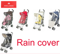 Maclaren baby stroller  Accessories Rain cover Pram Doll strollers paraguas for wheelchair poussette cochecitos bebe