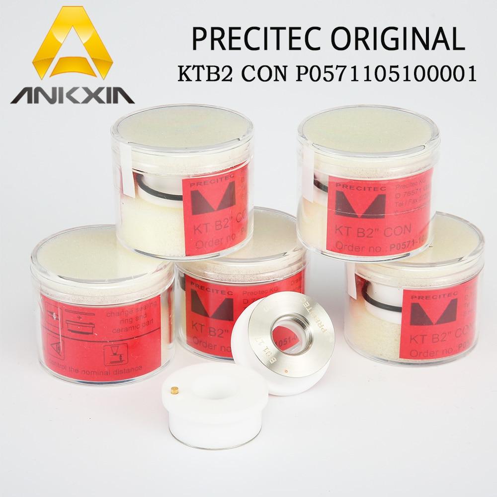 Original PRECITEC Change Sealing Ring And Ceramic Part KTB2