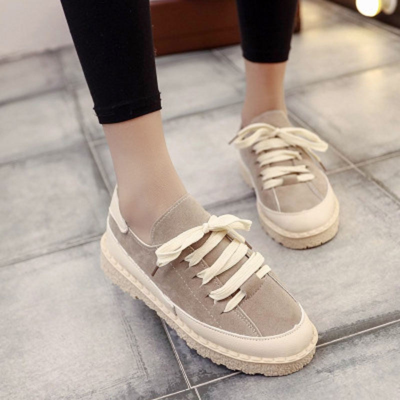 Autumn new trend wild casual shoes comfortable student shoes 6