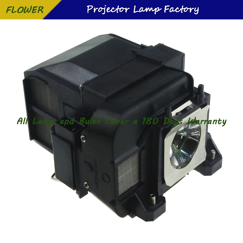 ELPLP75 V13H010L75 compatible lamp bulb for EPSON PowerLite 1940W 1945W 1950 1955 1960 1965 EB-C760X EB-754XN EB-750X EB-1945W compatible projector lamp for epson elplp75 powerlite 1950 powerlite 1955 powerlite 1960 powerlite 1965 h471b